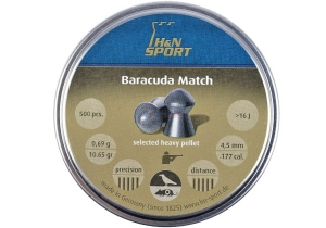 H&N Sport - Barracuda Match